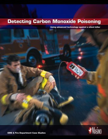 Detecting Carbon Monoxide Poisoning Detecting Carbon ... - Masimo