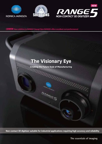 The Visionary Eye - 3D Solutions