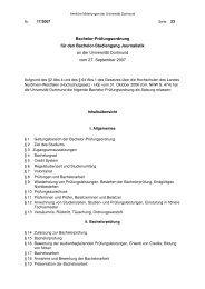 Bachelor-Prüfungsordnung für den Bachelor-Studiengang ...
