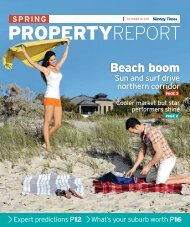DOWNLOAD PerthNow's 2011 Spring Property Report