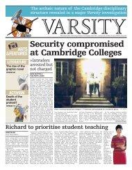 Issue 641 PDF - Varsity