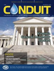Virginia General Assembly Update Virginia General Assembly Update