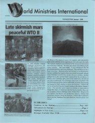 January_2001_Late_Sk.. - World Ministries International