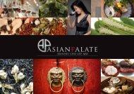 Asian Palate Company Brochure