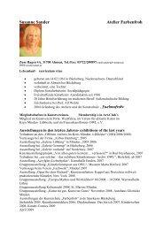 Susanne Sander Atelier Farbenfroh - Celeste Prize
