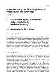 Beitrag 2 - Leseprobe (pdf) - flexible office netzwerk