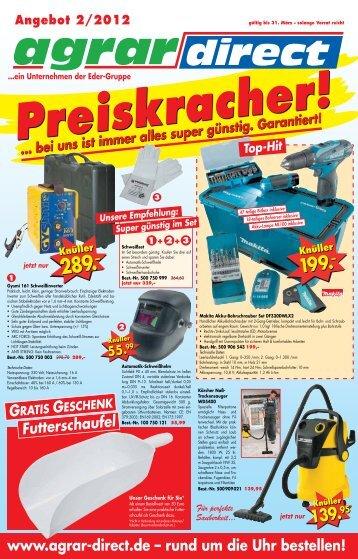 Knüller - Agrar-Direct