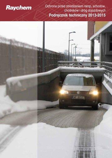 Ogrzewanie podjazdów - Interex Katowice