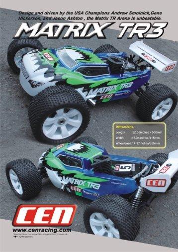 Matrix TR3 - CEN Racing