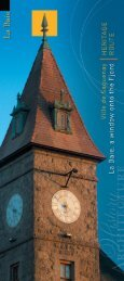 Download the brochure (1 730 ko)PDF - Tourisme Saguenay