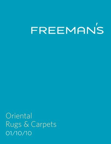 Full Catalogue - Freeman's Auctioneers