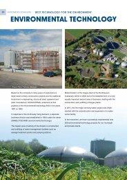Flyer Environmental Technology - SCHACHTBAU NORDHAUSEN ...