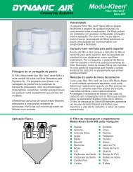 Modu-Kleen® Filtro