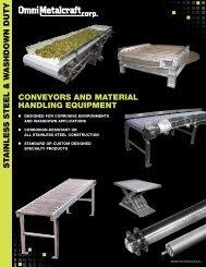 Stainless Steel Brochure (PDF) - Omni Metalcraft Corp.