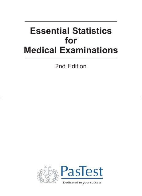 Medical Statistics Pdf