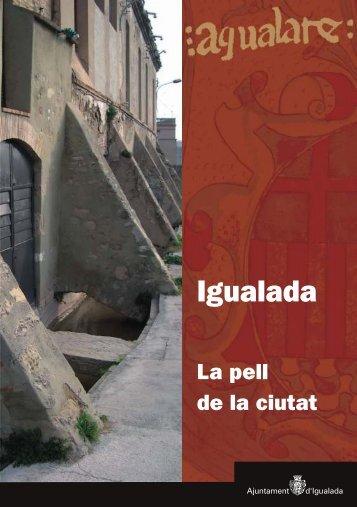 LA PELL DE LA CIUTAT català - Igualada