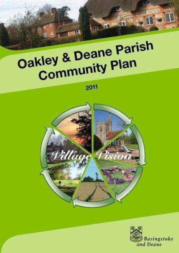 Community Plan - Basingstoke and Deane Borough Council