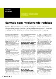 [pdf] Samtale som motiverende redskab