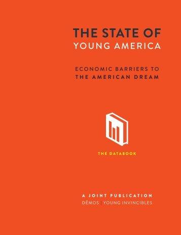 The State of Young America - Atlantic Philanthropies