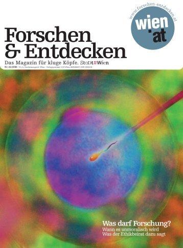 Forschen & Entdecken 2/2006