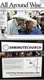 2009 - Wise County Messenger