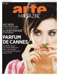 parfum de cannes - Source - Arte