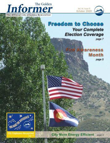 Informer Informer - Colorado Town