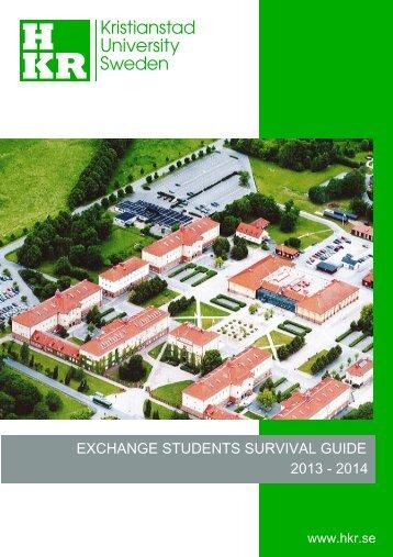 Survival Guide - Högskolan Kristianstad