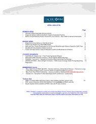 April 2004 e-Bulletin (.pdf) - Prac.org