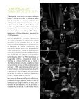 BALANCE - Orquesta Filarmónica de Bogotá - Page 2