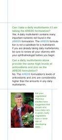 Vitamins for Macular Degeneration - Bascom Palmer Eye Institute - Page 4