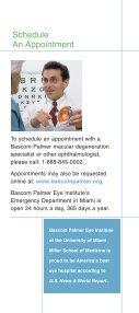Vitamins for Macular Degeneration - Bascom Palmer Eye Institute - Page 7