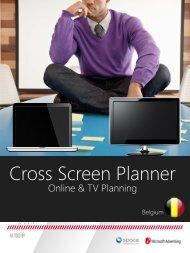 Cross Screen Planner - Microsoft Advertising