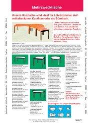 Holztisch Seite 71 - Lehrmittel-Vierkant