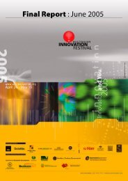 view final report (pdf) - Australian Innovation