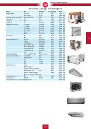 Technische Preisliste Kapitel 03 - 2013/06 (2412 KB)