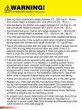 Advocate™ CS - Britax CA - Page 4