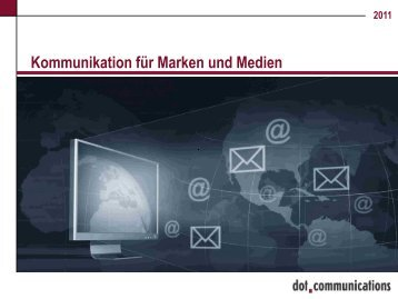 Kernkompetenzen - dot-communications