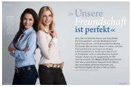 Girls-Talk mit Mariella Ahrens und Tanja Bülter. Die Schauspielerin ...