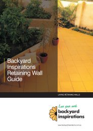 13780 Bkyd Walling guide - Backyard Inspirations