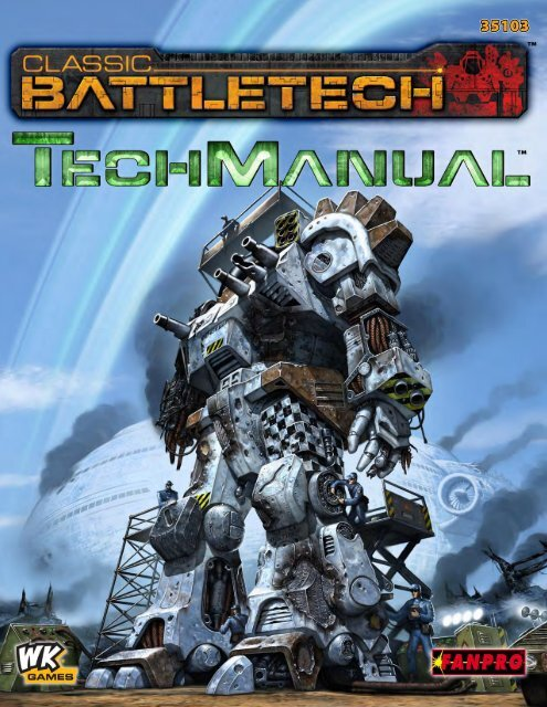 Battletech Technical Readout 3060 Pdf