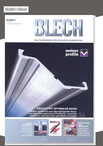 03.2011 / Blech