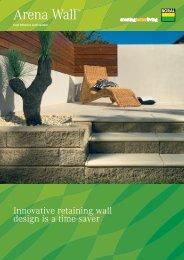 Arena Wall™ - Backyard Inspirations