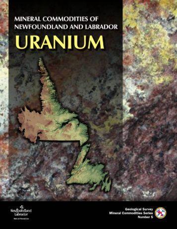 Uranium latest_Gold - Department of Natural Resources ...