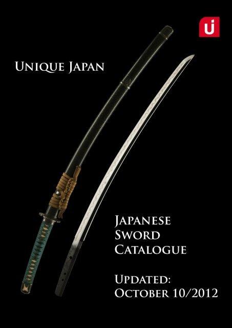 Blue Calligraphy Silk Sword Bag For Katana(TSUBA-MENUKI-FUCHI)