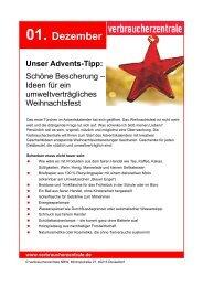 Unser Advents-Tipp - Antenne Düsseldorf