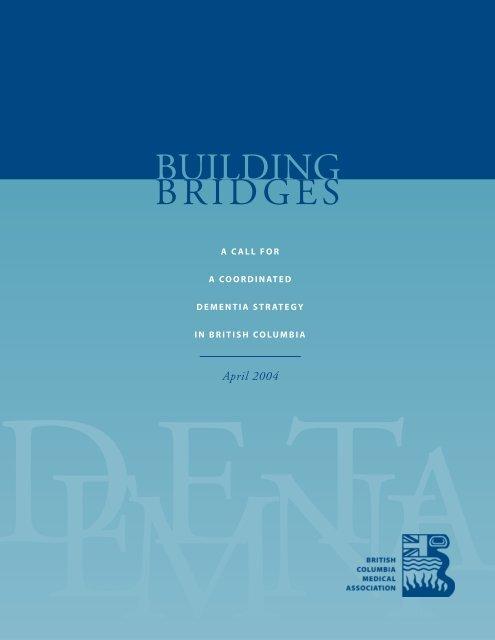 BUILDING BRIDGES - British Columbia Medical Association