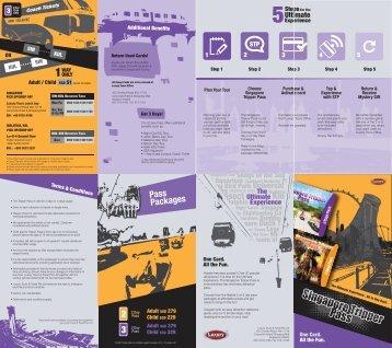 Brochure - Asia Travel Care