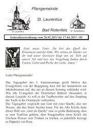 0800-1110222 - St. Laurentius Gaggenau
