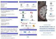 Tra prevenzione e cura, la protezione del patrimonio ... - Ingegneria